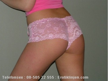 Sexy Pictures (phone Sex): Do you like translucent lace panties? :)