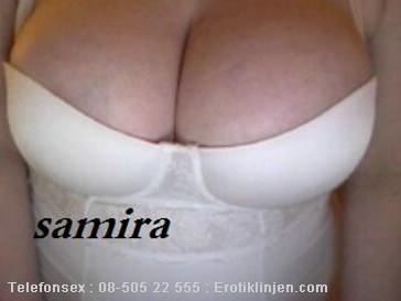 Telefonsex beskrivning: Stora kåta bröst väntar på dig.