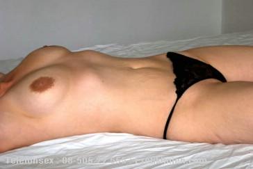 Telefonsex beskrivning: Smek mina bröst