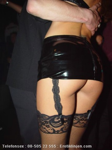 Telefonsex beskrivning: Jag älskar porriga underkläder